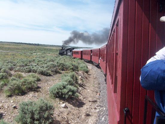 Cumbres & Toltec Scenic Railroad: The Cumbres & Toltec Scenic Railway