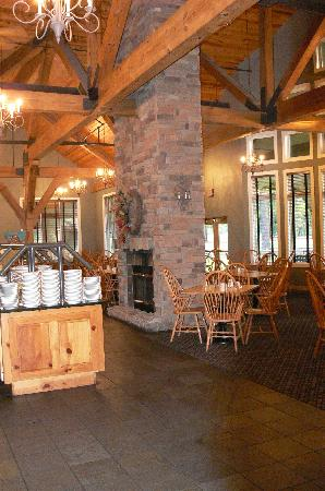 Little Ocmulgee State Park and Lodge: The Dining Room