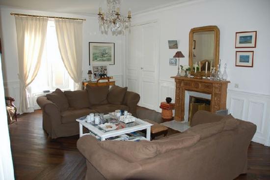 Clos de Bellefontaine : Living room