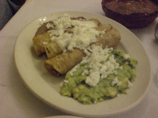 Cafe de Tacuba : Tacos - starter