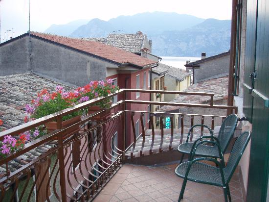 Lago di Garda : Balcony