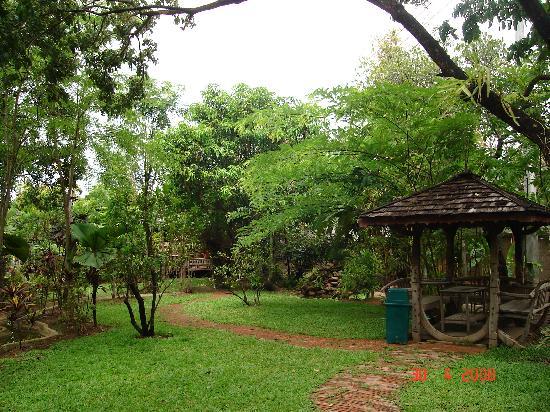 Eco Resort Chiang Mai: Garden @Imm Eco