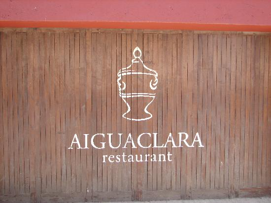 Aiguaclara Hotel: Welcome to Aiguaclara