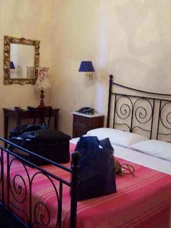 Hotel Posta: Hotel room