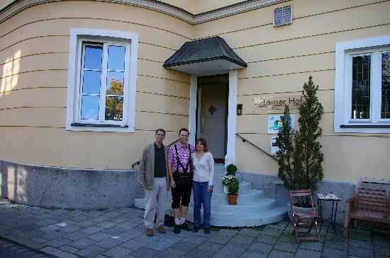 Hotel Laimer Hof: Great Hospitality