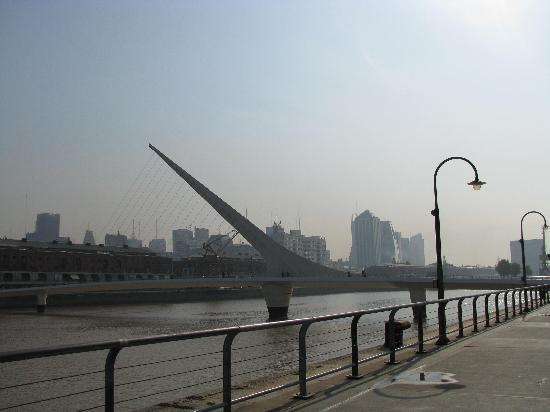 Apart Recoleta: Puerto Madero - be sure to eat in Cabanas las Lily!