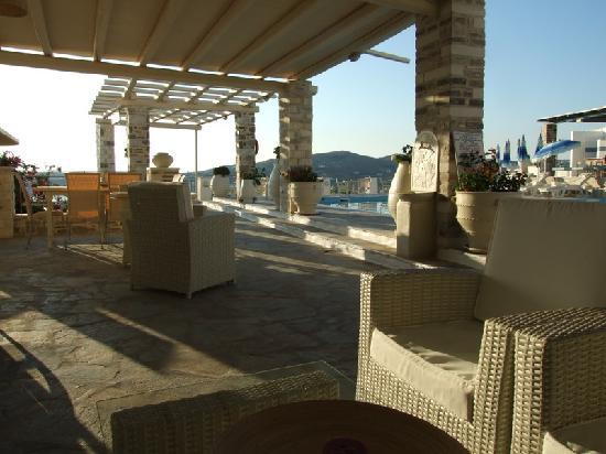 Sunset View Hotel: Sunset Views, Paros