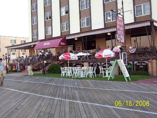 Beach Plaza Hotel Oceanside On The Boardwalk