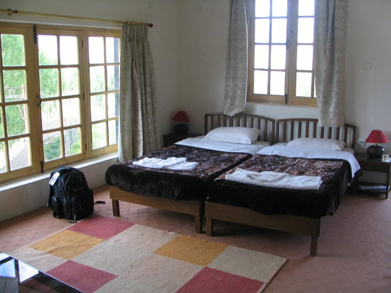 The Kaal: Room interior 1