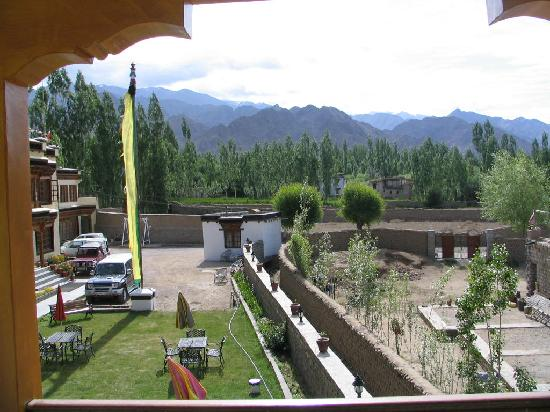 The Kaal: View from front balcony