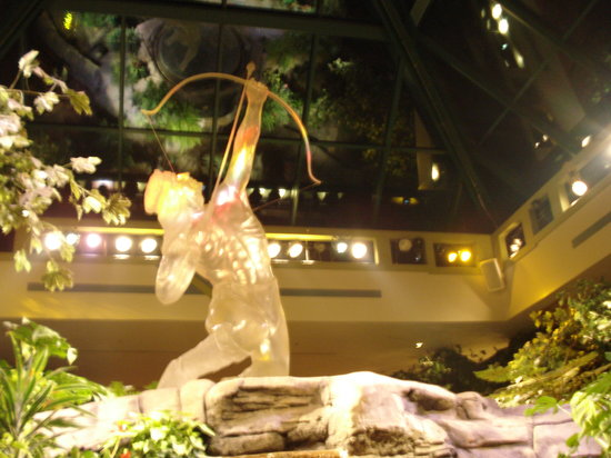 Mashantucket, Коннектикут: Inside Foxwoods