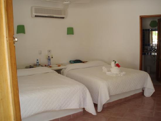 Mahekal Beach Resort: shangri la caribe camera 17a