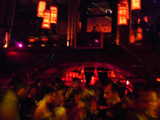 Marquee: Main Room