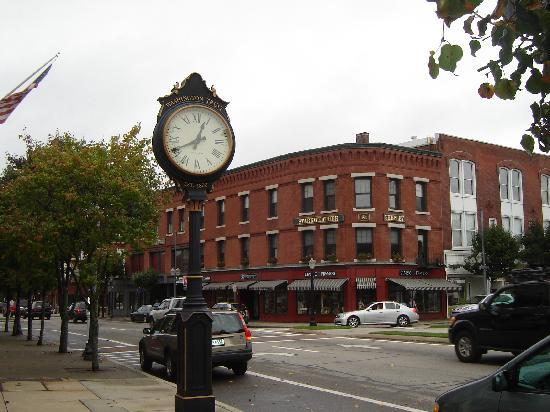 Rhode Island: Westerly
