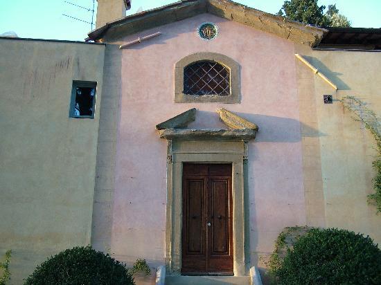 Residenza Strozzi: Chapel from outside