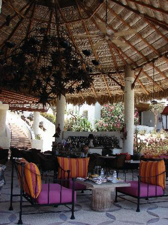 Las Ventanas al Paraiso, A Rosewood Resort : bar