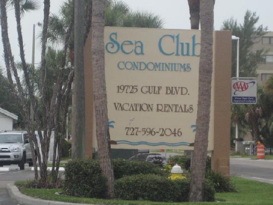 Sea Club Rentals