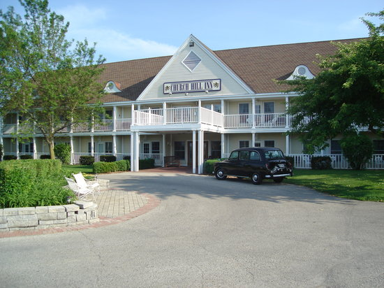 Sister Bay, WI: Front entrance