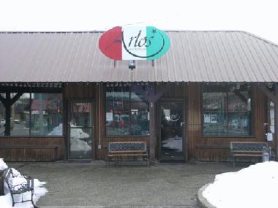 arlo's restaurant front