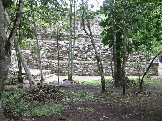 Coba ruins 1