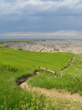Parque Nacional Badlands, Dakota del Sur: Badlands Trail