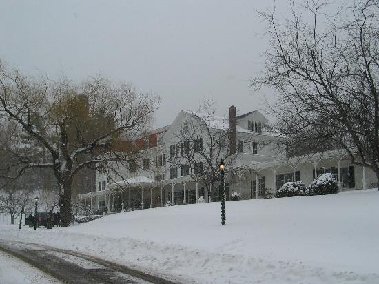 Winter Clove Inn: The Main House