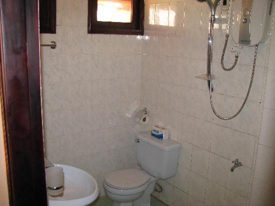 Cassia Cottage : Bathroom
