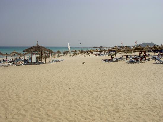 Cap-Bon Kelibia Beach Hotel & Spa : LA SPIAGGIA