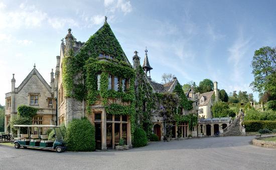 Golf Hotels Near Bath