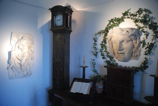 Villa San Michele: Medusa
