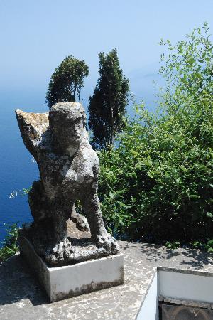 Villa San Michele: Sfinx