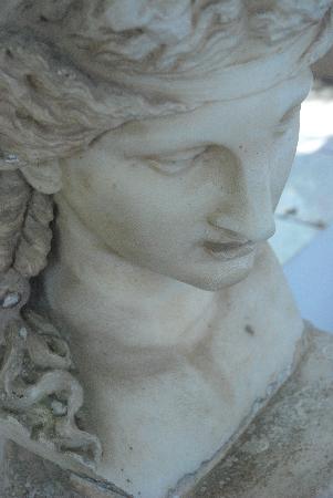 Villa San Michele: woman