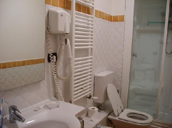 Residence del Mare: bagno