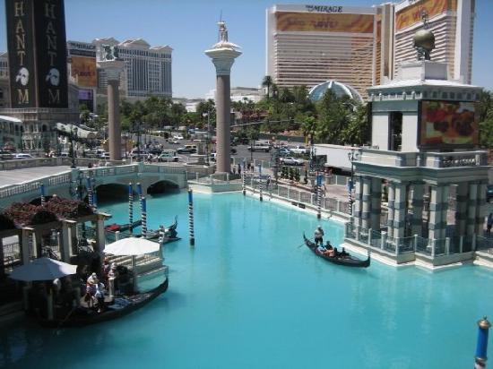 The Venetian Las Vegas Hotel En
