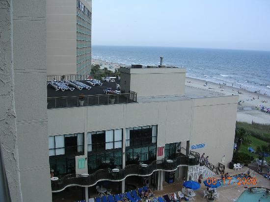 Rooftop Hotel Myrtle Beach