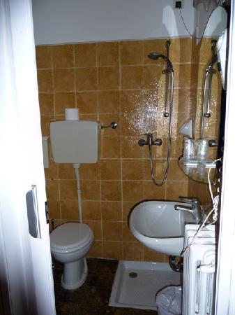 Hotel Valverde: bagno