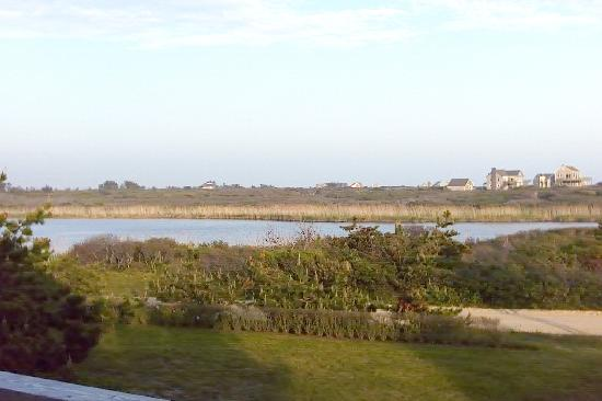Nantucket, MA: Long Pond view from our house