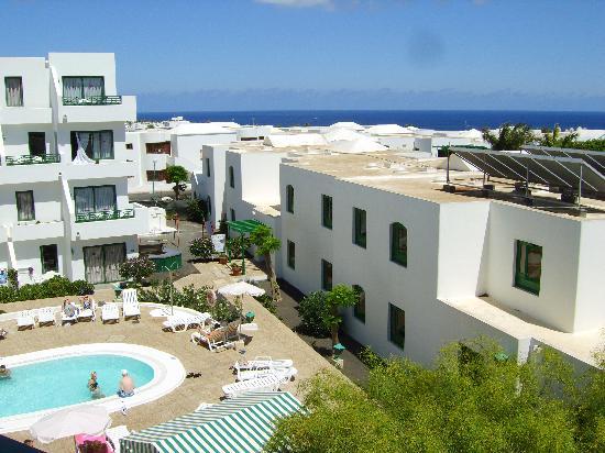 Beach only 5 mins walk picture of lomo blanco apartments - Lanzarote walks from puerto del carmen ...
