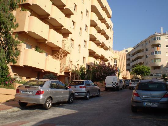 Palia La Roca Hotel-Club: the entrance