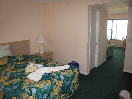 منتجع شواطئ توكاواي: worlds hardest bed