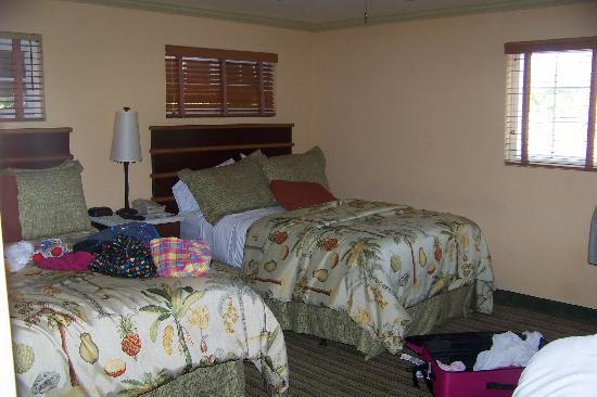 Holiday Inn Express La Jolla : bedroom
