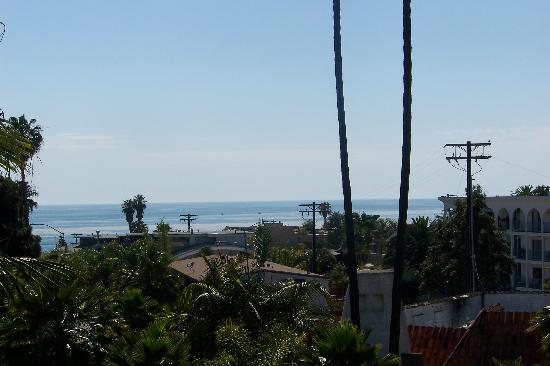 Holiday Inn Express La Jolla: View from 3rd floor