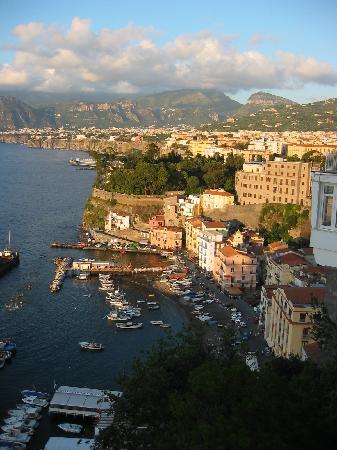 Settimo Cielo: The beautiful view!