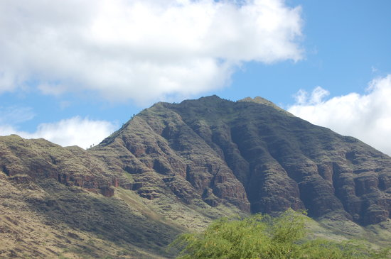 Waianae, HI: mountains