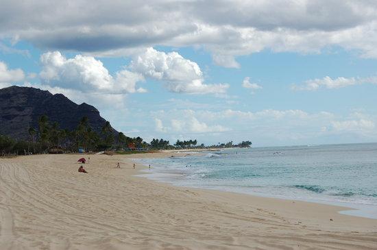 Waianae, Hawaï : beach