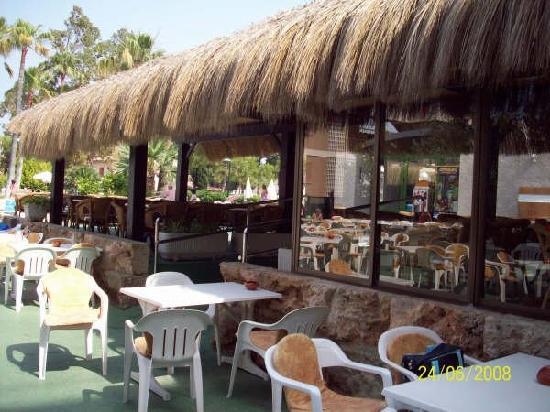 Eden Alcudia: Pool bar!
