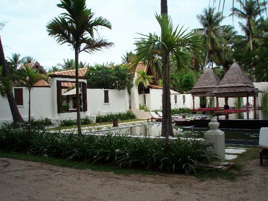 SALA Samui Choengmon Beach Resort: one of the common pools
