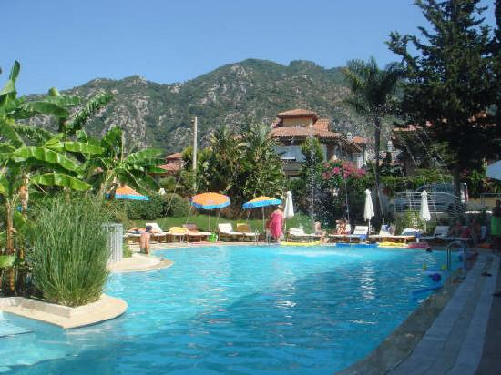 Faber Apart Hotel: Hotel Pool