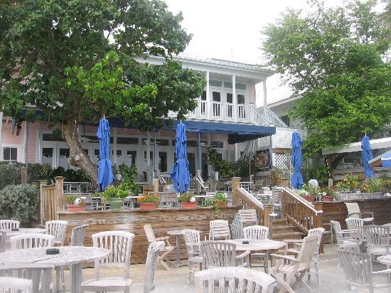 Louie's Backyard: Backyard - Backyard - Picture Of Louie's Backyard, Key West - TripAdvisor