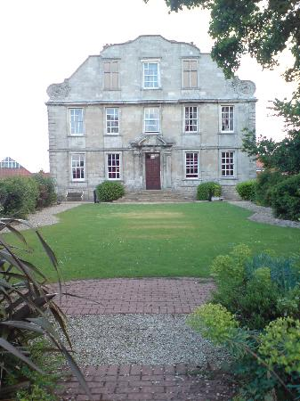 Hellaby Hall Hotel: Older part
